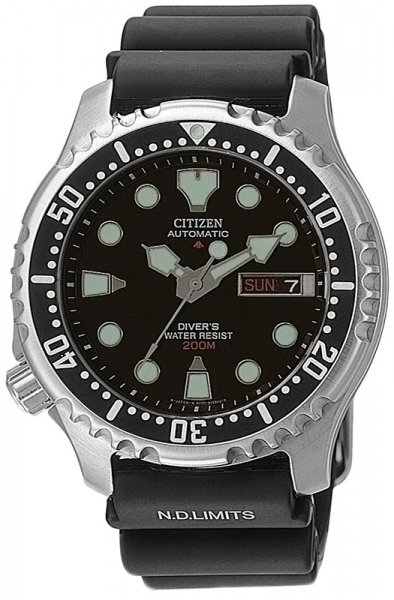Citizen NY0040-09EE Promaster Divers 200m