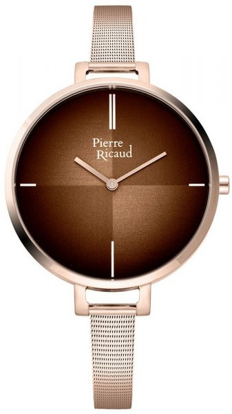 Pierre Ricaud P22040.911GQ Bransoleta P22040.911GQ + PASEK