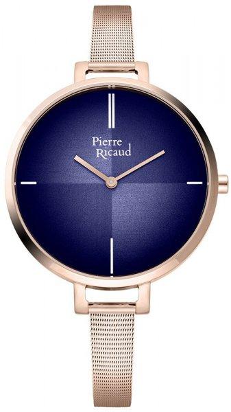 Pierre Ricaud P22040.911NQ Bransoleta P22040.911NQ + PASEK