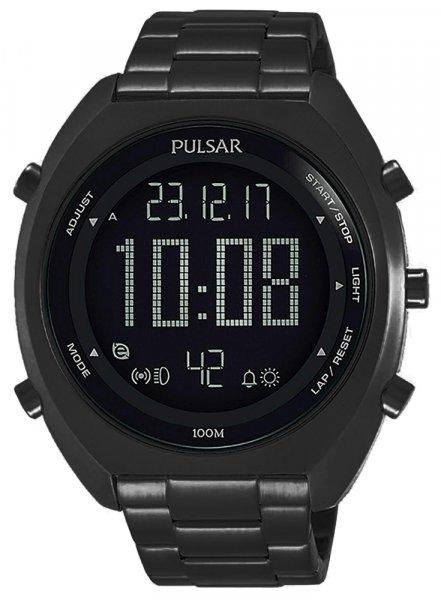 Zegarek Pulsar P5A017X1 - duże 1
