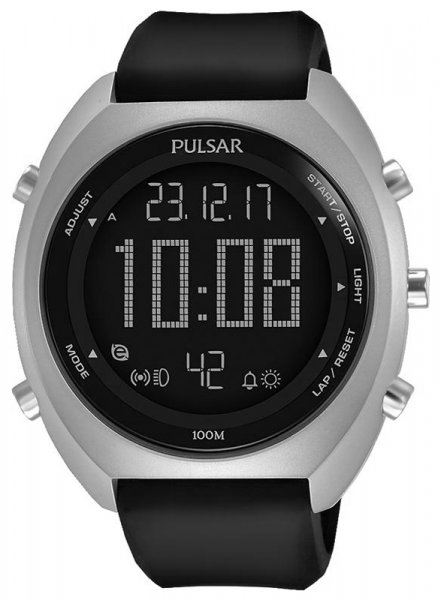 Zegarek Pulsar P5A019X1 - duże 1