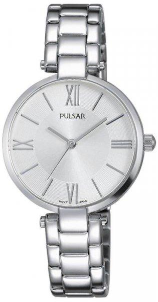 Zegarek damski Pulsar eleganckie PH8237X1 - duże 1