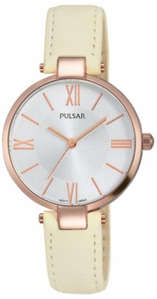 Zegarek damski Pulsar eleganckie PH8246X1 - duże 1