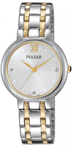 Zegarek damski Pulsar eleganckie PH8251X1 - duże 1