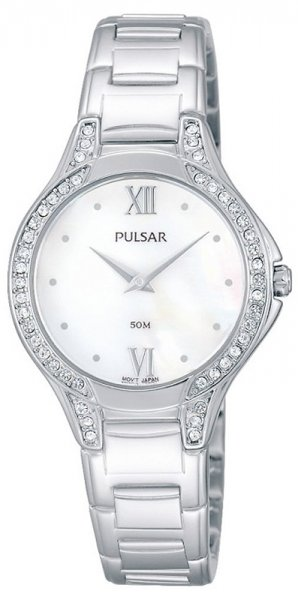 Zegarek damski Pulsar eleganckie PM2173X1 - duże 1