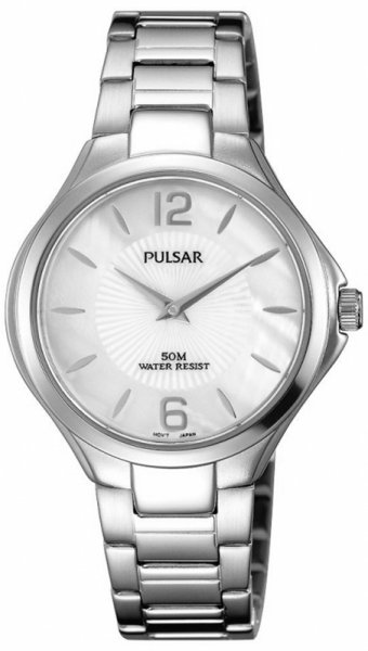 Zegarek damski Pulsar eleganckie PM2211X1 - duże 1