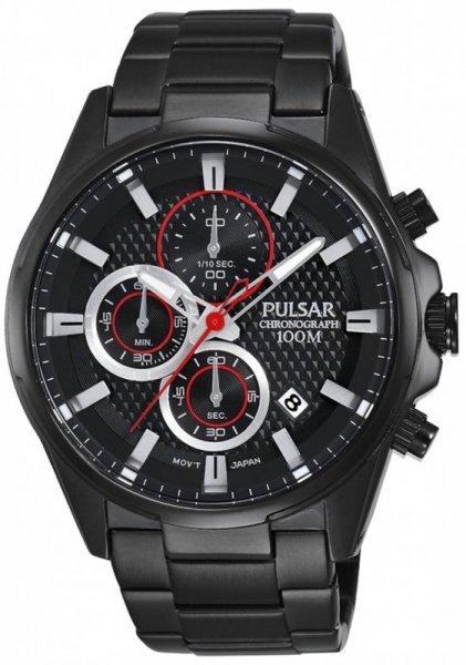 Zegarek męski Pulsar sport PM3065X1 - duże 1