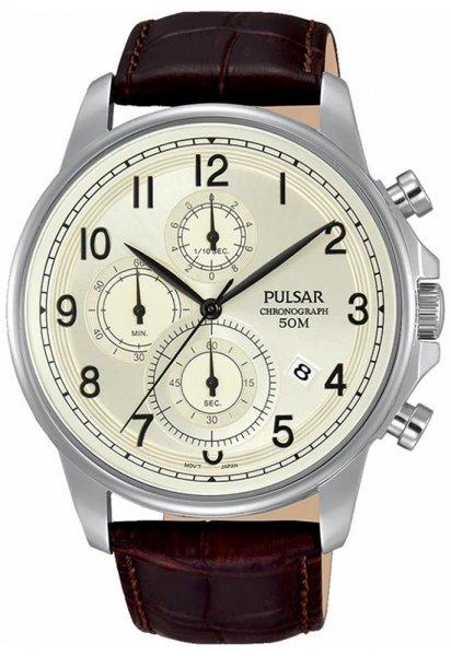 Zegarek męski Pulsar sport PM3071X1 - duże 1