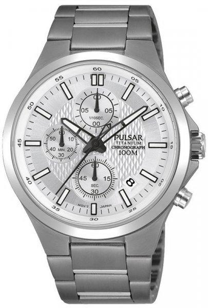 Zegarek męski Pulsar sport PM3107X1 - duże 1
