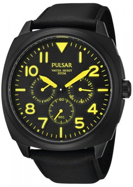 Zegarek męski Pulsar klasyczne PP6077X1 - duże 1