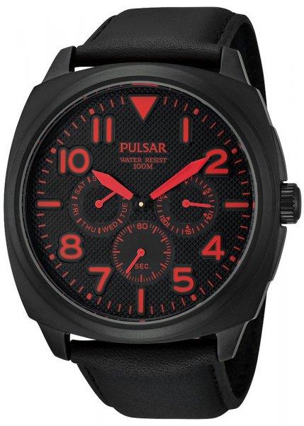 Zegarek męski Pulsar klasyczne PP6111X1 - duże 1
