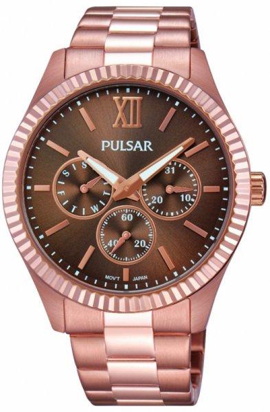 Zegarek damski Pulsar klasyczne PP6222X1 - duże 1