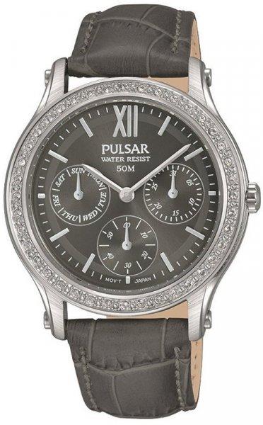 Zegarek damski Pulsar klasyczne PP6237X1 - duże 1