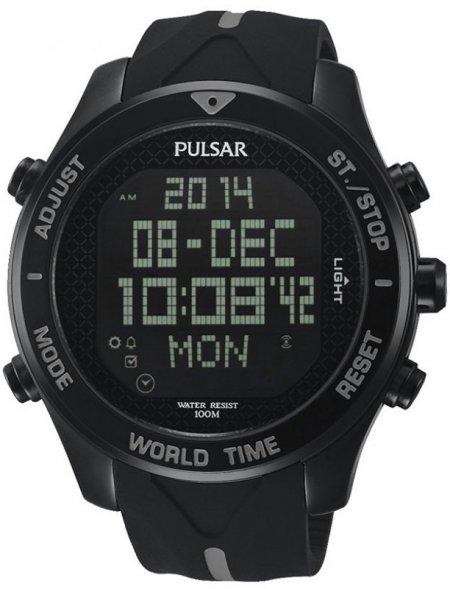 Zegarek męski Pulsar sport PQ2041X1 - duże 1