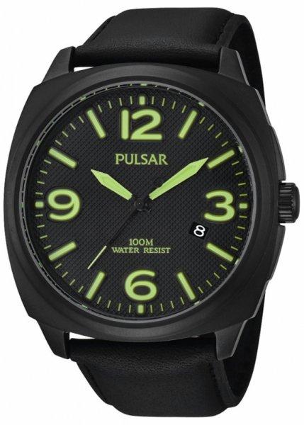 Zegarek męski Pulsar klasyczne PS9199X1 - duże 1