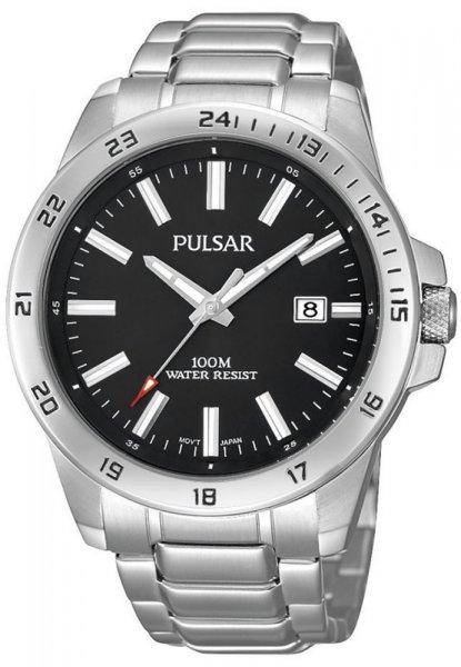 Zegarek męski Pulsar klasyczne PS9221X1 - duże 1