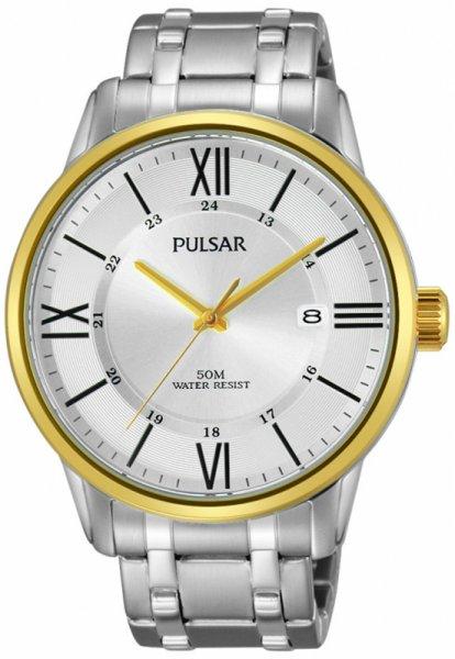 Zegarek męski Pulsar klasyczne PS9468X1 - duże 1