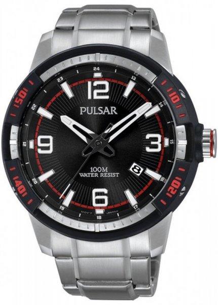 Zegarek męski Pulsar klasyczne PS9475X1 - duże 1