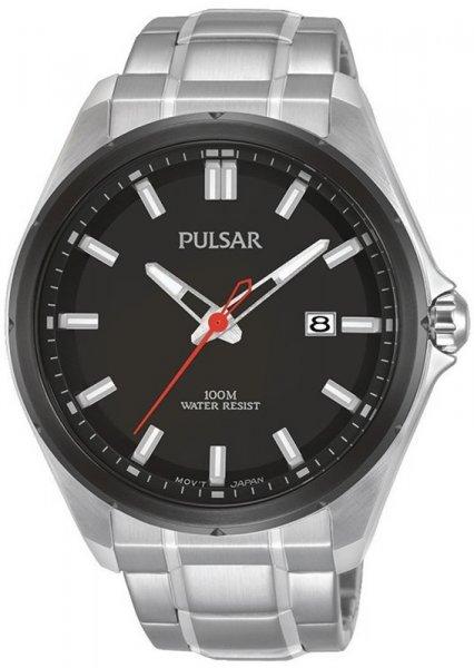Zegarek męski Pulsar klasyczne PS9551X1 - duże 1