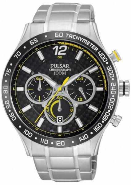 Zegarek męski Pulsar wrc PT3689X1 - duże 1