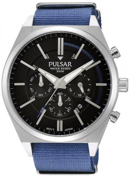 Zegarek Pulsar PT3703X1 - duże 1