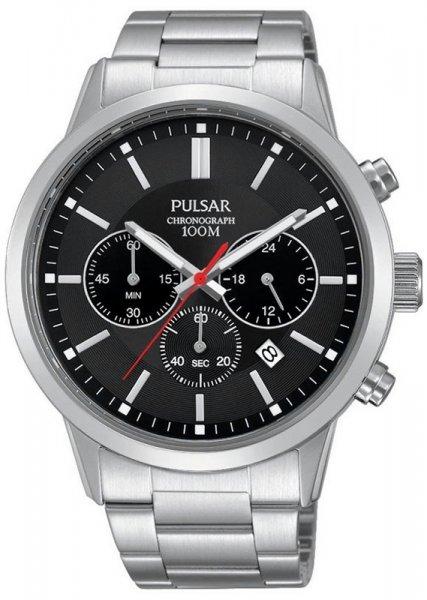 Zegarek męski Pulsar sport PT3743X1 - duże 1