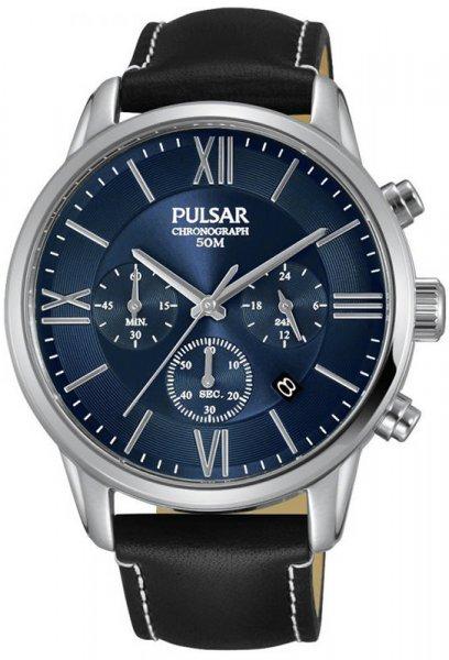 Zegarek męski Pulsar sport PT3809X1 - duże 1