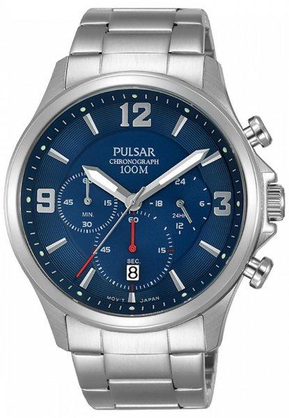 Zegarek męski Pulsar sport PT3867X1 - duże 1