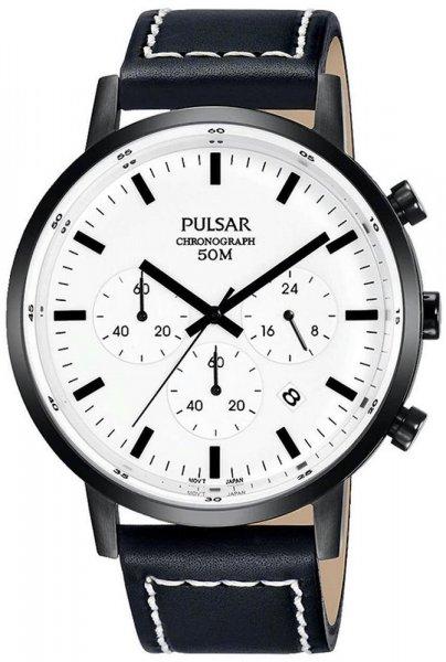 Zegarek męski Pulsar sport PT3889X1 - duże 1