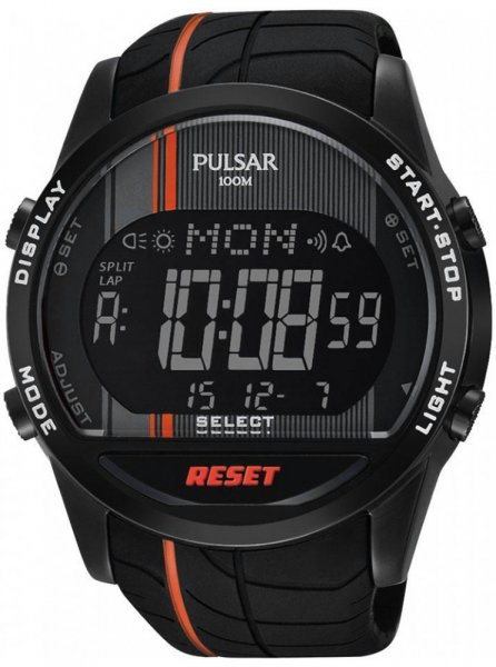 Zegarek Pulsar PV4009X1 - duże 1