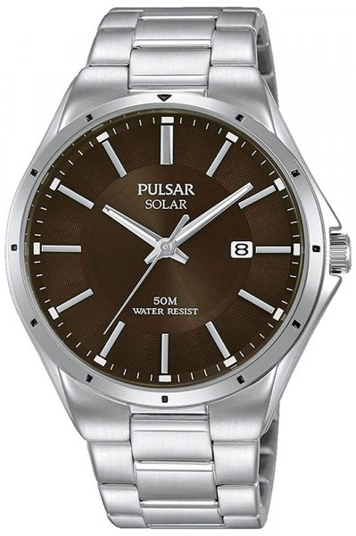 Zegarek męski Pulsar klasyczne PX3137X1 - duże 1