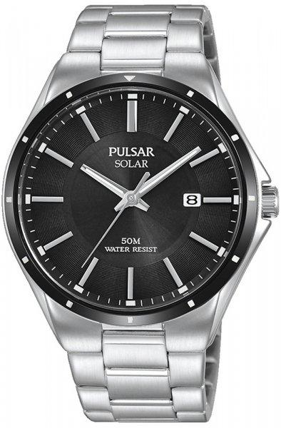 Zegarek męski Pulsar klasyczne PX3145X1 - duże 1
