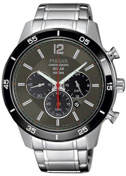 Zegarek męski Pulsar sport PX5045X1 - duże 1