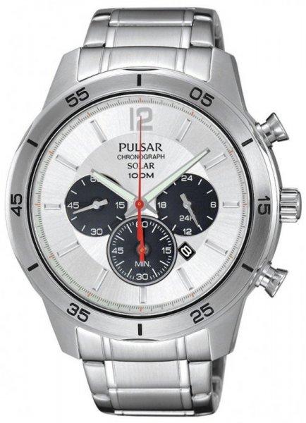 Zegarek męski Pulsar sport PX5047X1 - duże 1