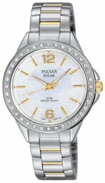 Zegarek damski Pulsar eleganckie PY5011X1 - duże 1