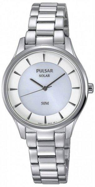 Zegarek damski Pulsar klasyczne PY5017X1 - duże 1