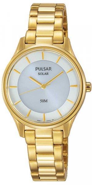 Zegarek damski Pulsar klasyczne PY5022X1 - duże 1
