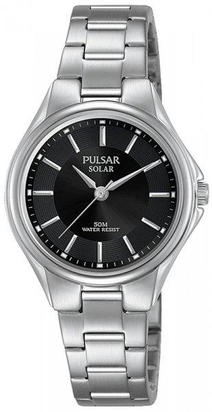 Zegarek damski Pulsar klasyczne PY5033X1 - duże 1