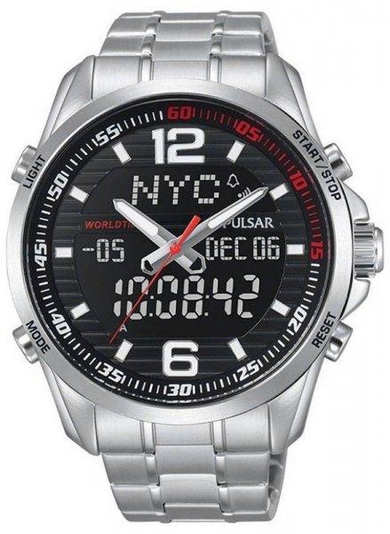 Zegarek Pulsar PZ4001X1 - duże 1