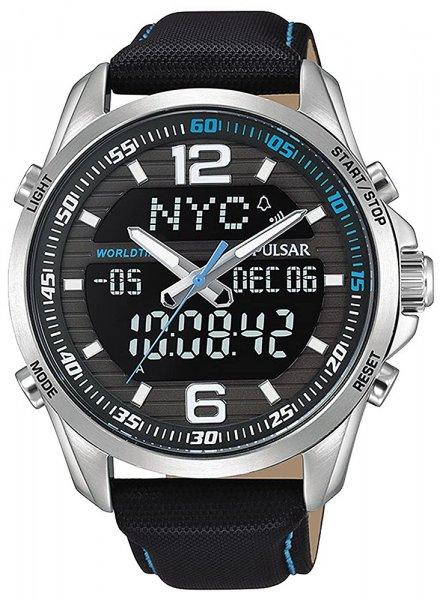 Zegarek Pulsar PZ4005X1 - duże 1