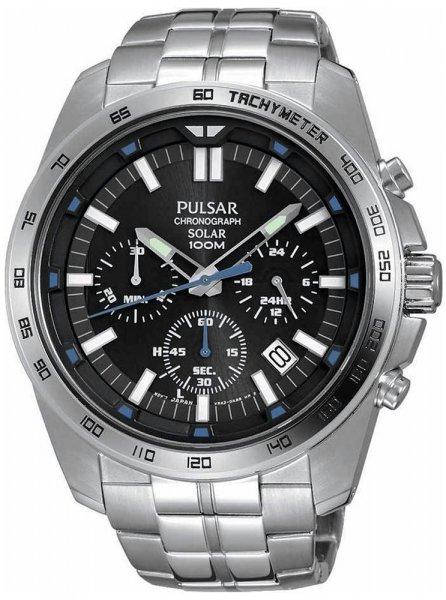 Zegarek męski Pulsar sport PZ5003X1 - duże 1