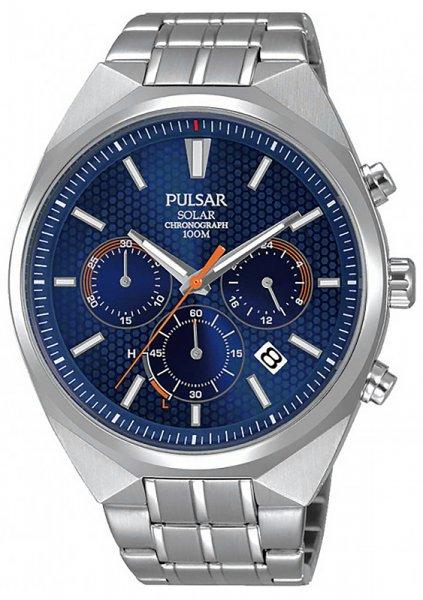 Zegarek męski Pulsar sport PZ5007X1 - duże 1