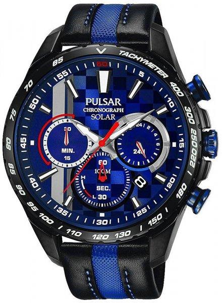 Zegarek męski Pulsar wrc PZ5047X1 - duże 1