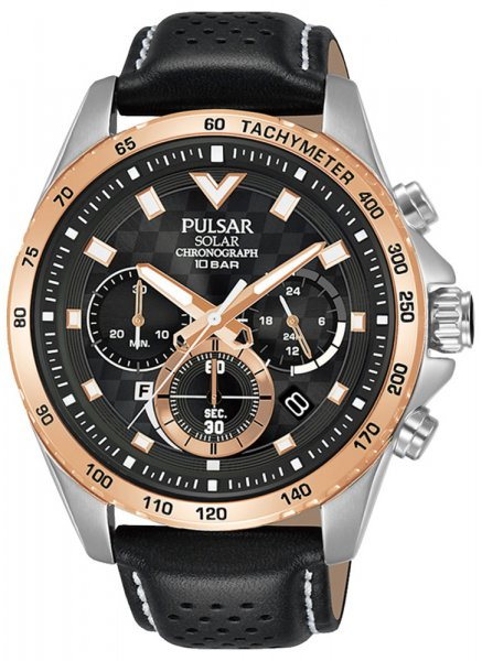 Zegarek męski Pulsar sport PZ5110X1 - duże 1