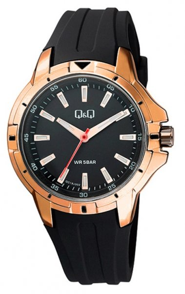 Zegarek QQ QC18-102 - duże 1