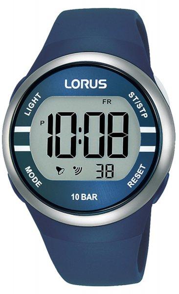 Zegarek męski Lorus sportowe R2339NX9 - duże 1