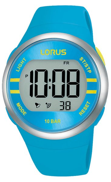 Zegarek damski Lorus sportowe R2341NX9 - duże 1