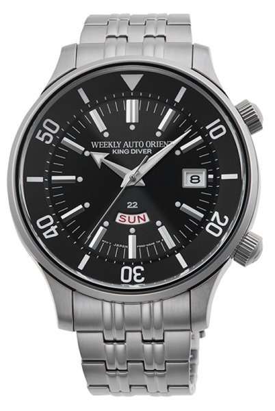 Orient RA-AA0D01B1HB Revival KING DIVER 70th Anniversary Limited Edition