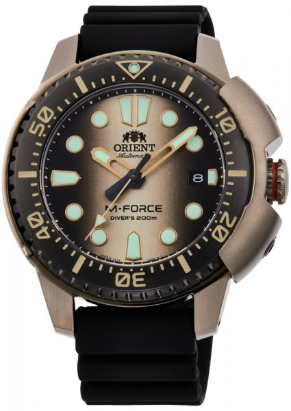 Orient RA-AC0L05G00B Sports M-FORCE Orient 70th Anniversary Limited Edition