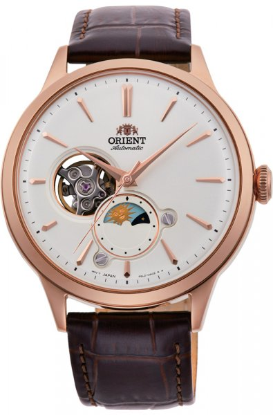 Orient RA-AS0102S10B Classic The Sun  Moon